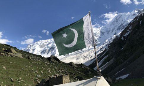 パキスタン ひとり旅