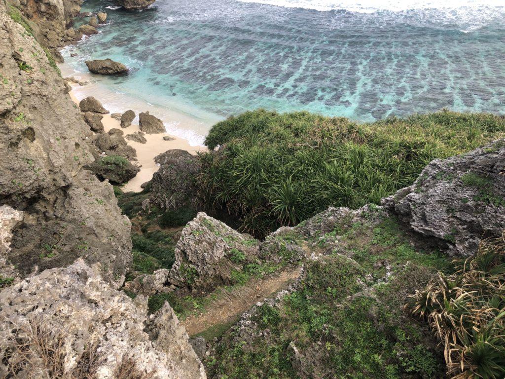 六畳ビーチ 与那国島